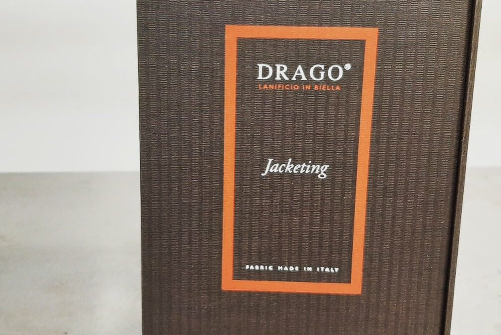 Beautiful Drago Jacketing Collection Now In Stock